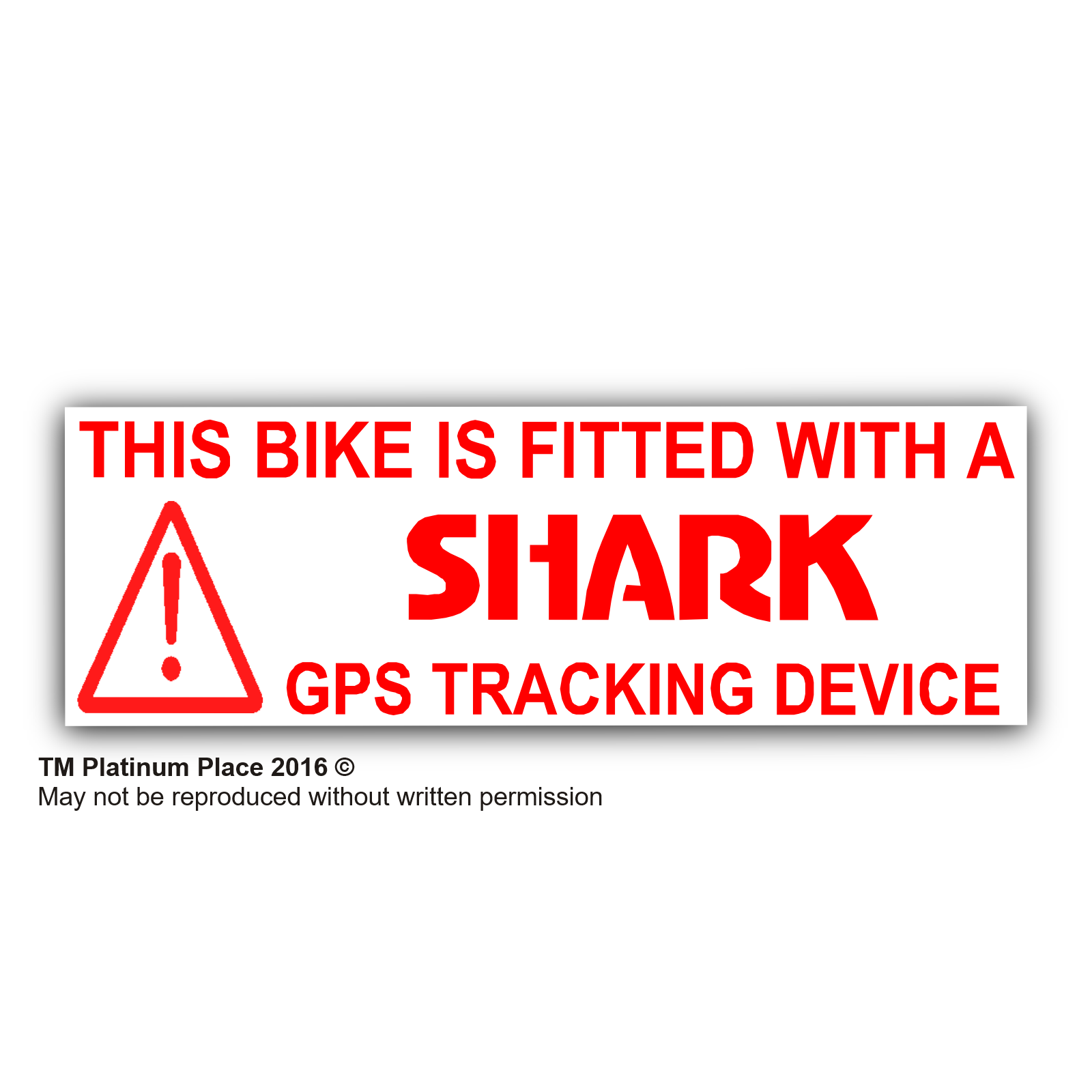 Gps Tracking Stickers For Equipment - 0425