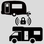 Campervan RV & Caravan Security Stickers
