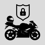 Motorbike Security Stickers